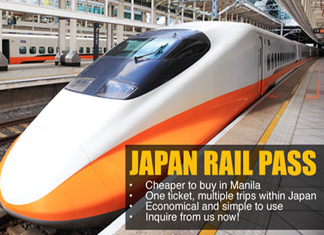 Japan Rail Pass Image