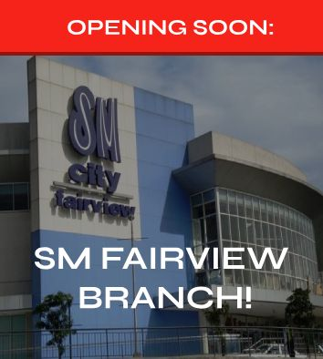 SM Fairview branch opening soon!!
